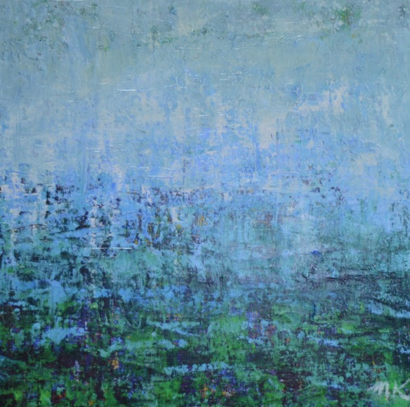 AbstractForest Giclee